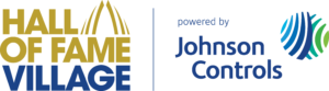 Hall of Fame Village Powered by Johnson Controls