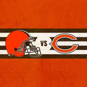 Cleveland Browns vs Chicago Bears