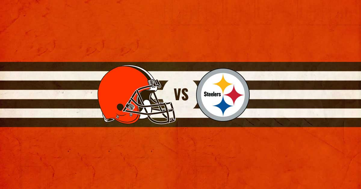 Cleveland Browns vs Pittsburgh Steelers