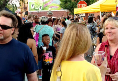 First Friday Events