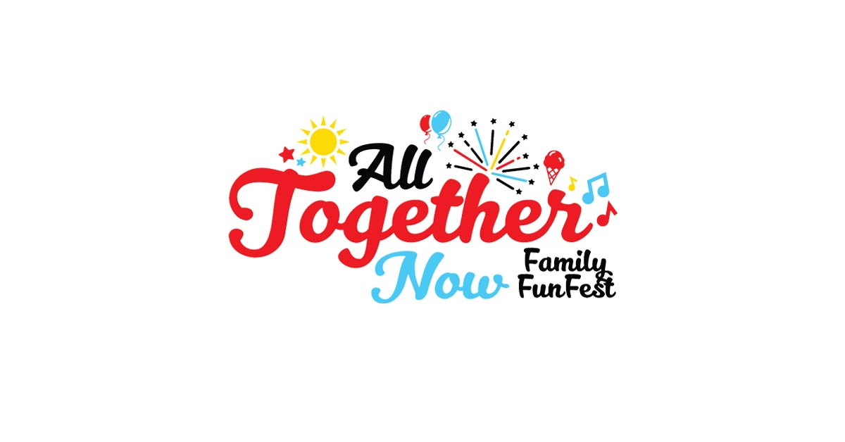 All Together Now Family Fun Fest at Centennial Plaza