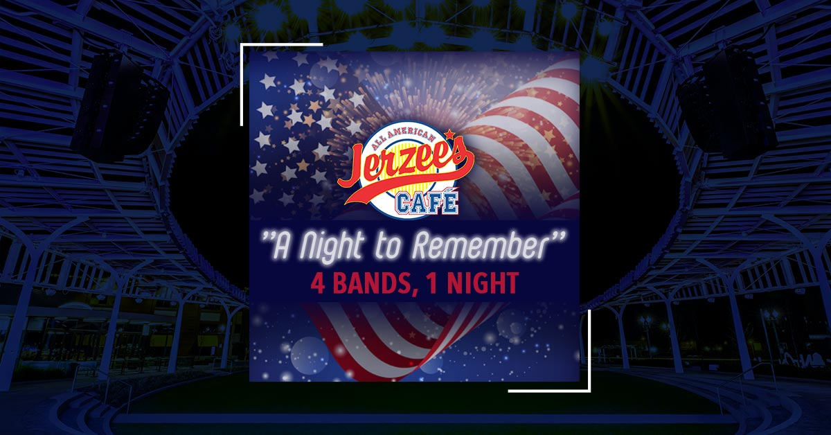 Centennial Plaza Event A Night to Remember with 4 Bands in 1 Night